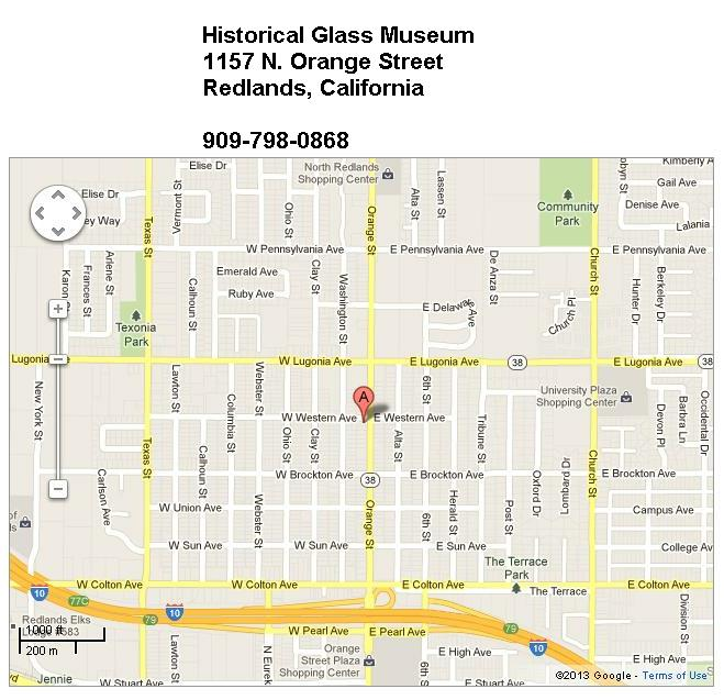 Historical Glass Museum What S New At The Museum